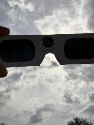 Eclipse sun glasses 2017 Illinois