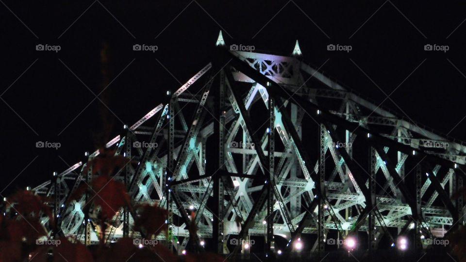 Jacques-Cartier Bridge, Montreal