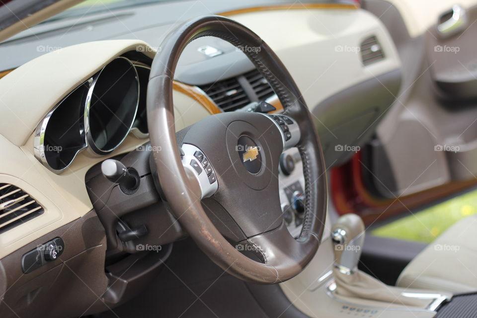 Vehicle Steering Wheel
