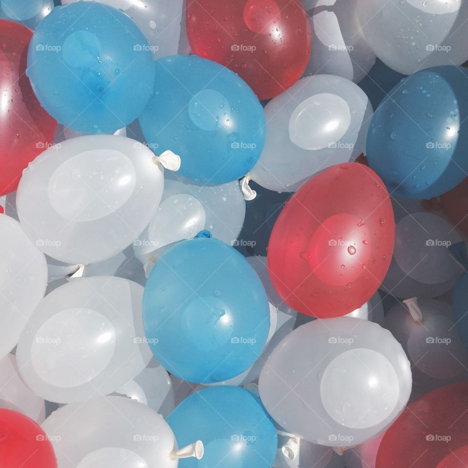Red, White, and Balloon Fight