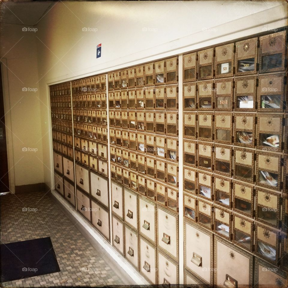 Little mailboxes