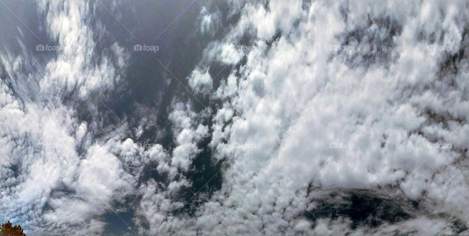 Cloudy Day Panorama