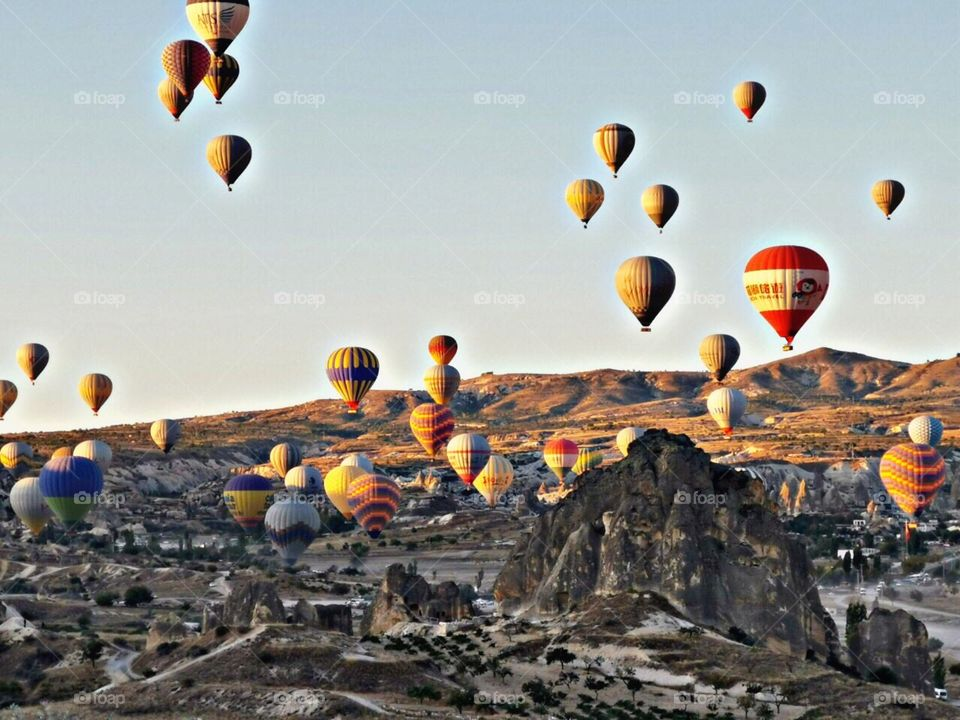 Eye of Cappadocia
