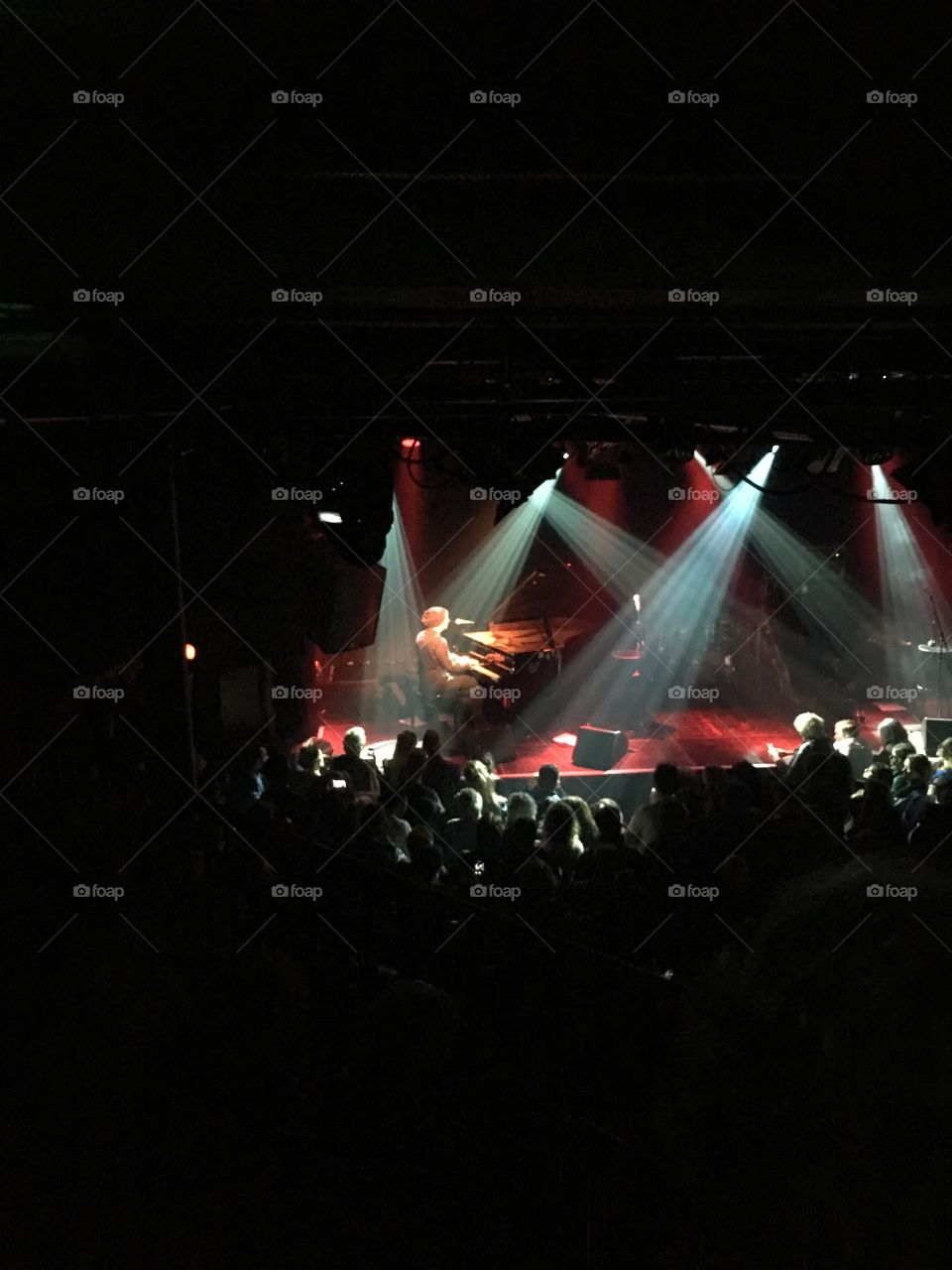 Concert De Melkweg Amsterdam