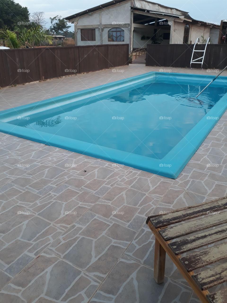 lazer piscina deliciosa
