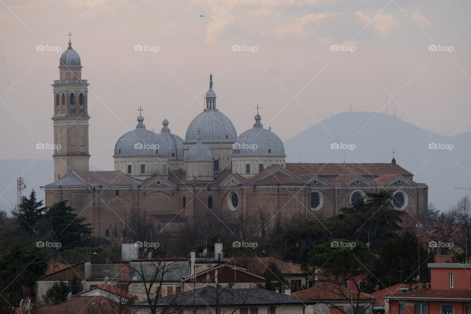 The Basilica of Saint Anthony in Padua, one of the most visited religious sites in the world