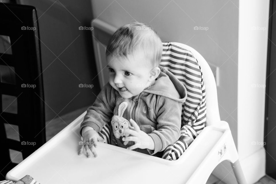Child, People, Indoors, Baby, One