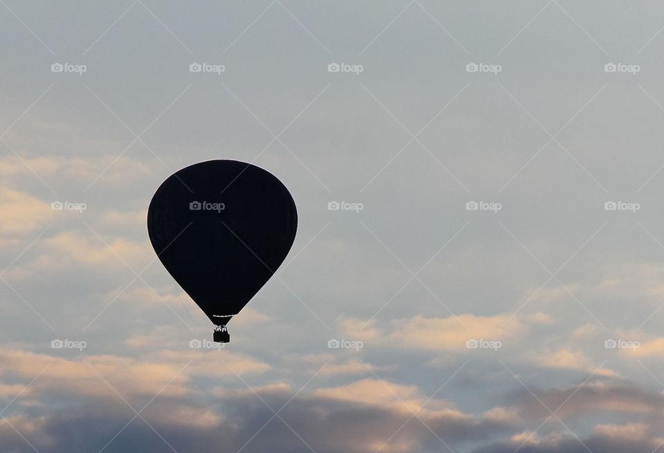 sky freedom balloon ballon by dryair
