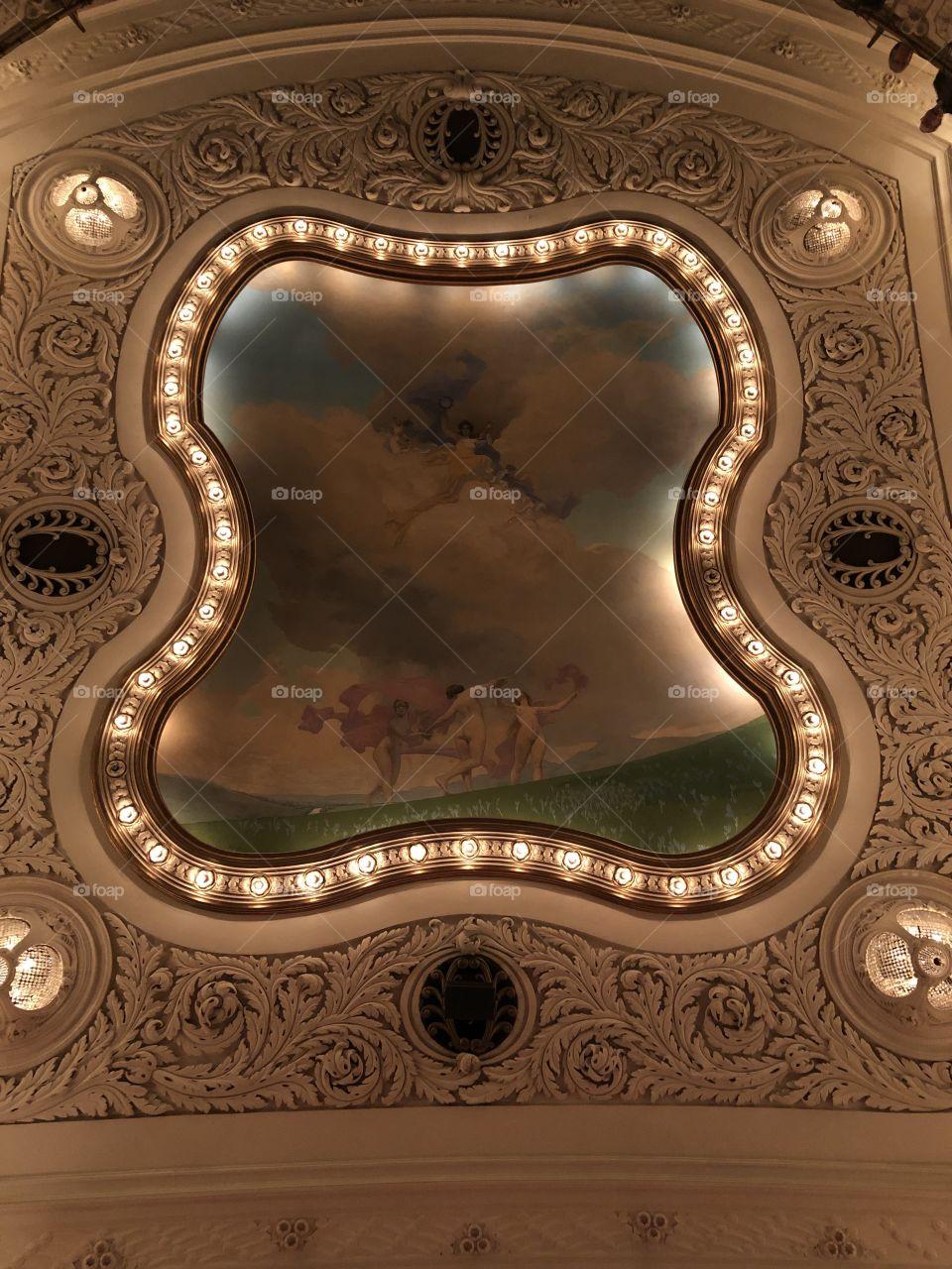 Jugend theatre in Stockholm