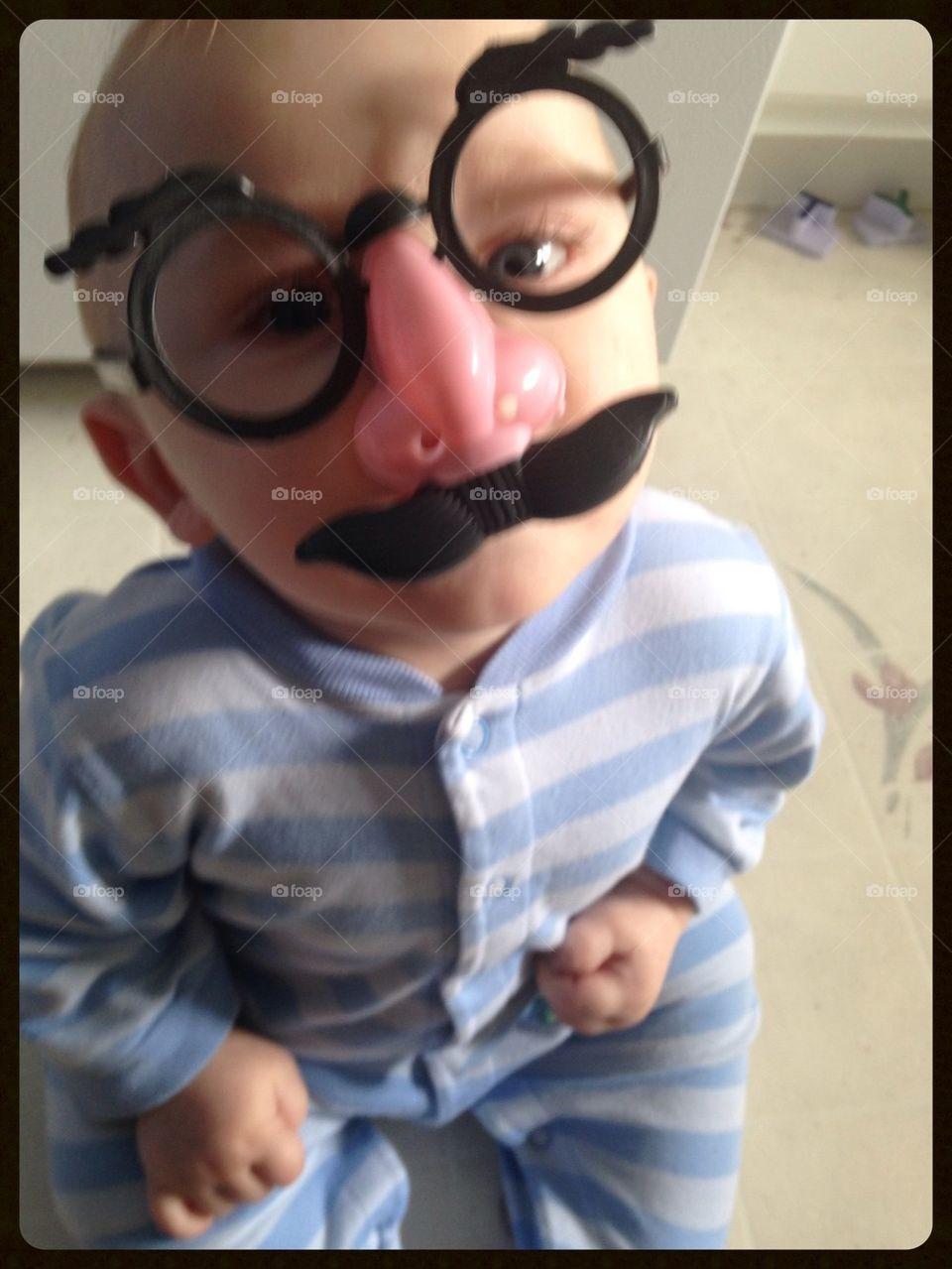 Groucho Baby