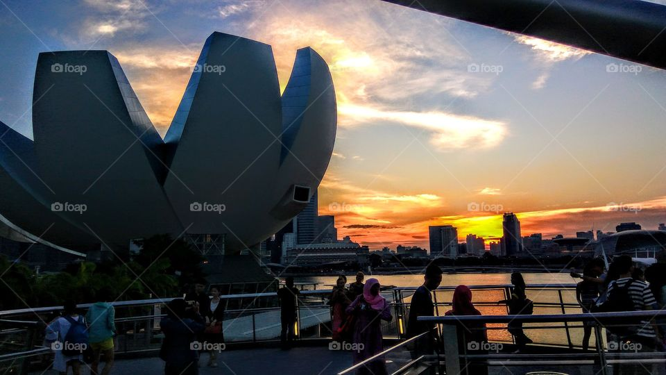 Singapur is the future
