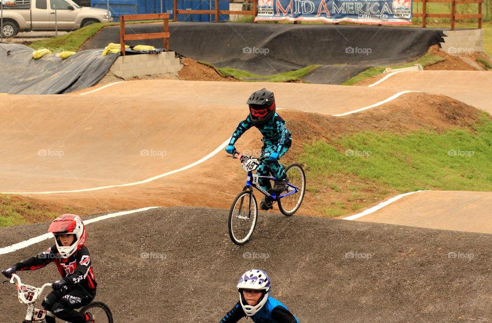 BMX Practice