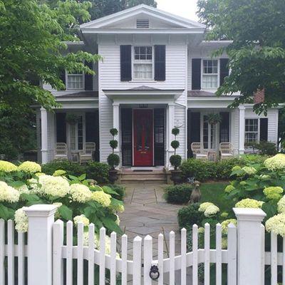 Classic New England Home