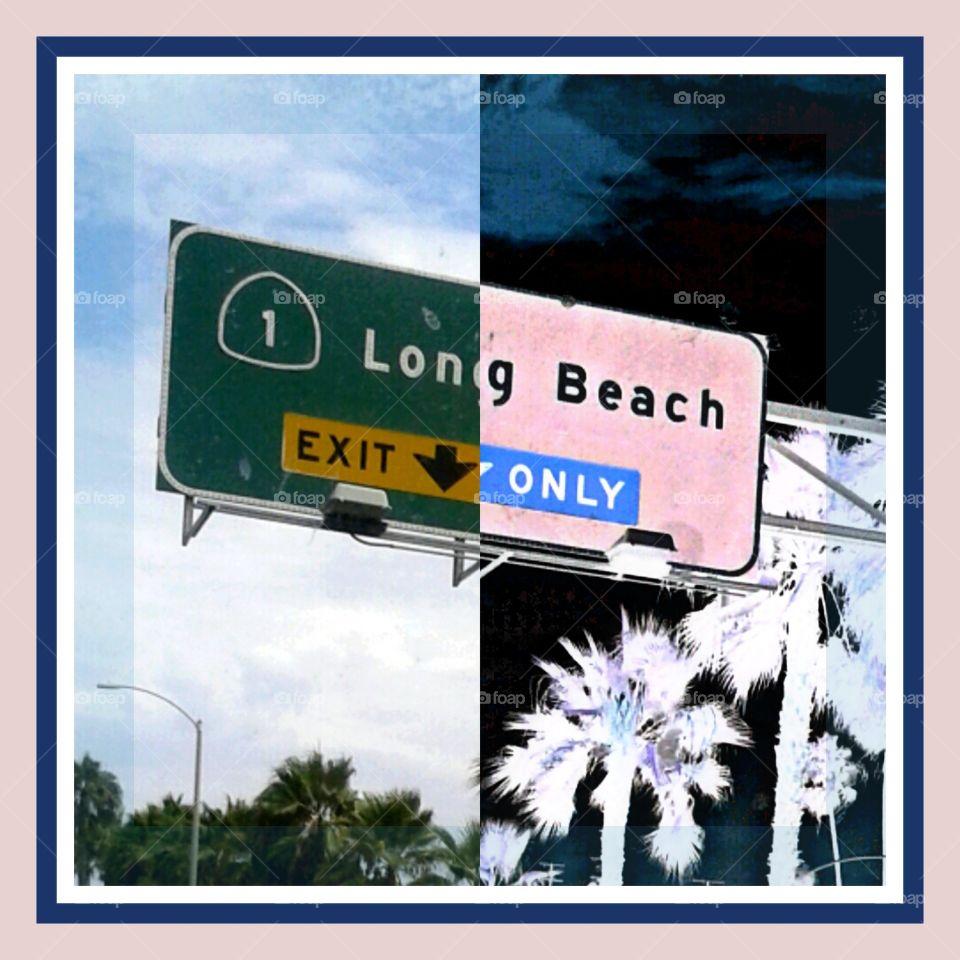 Long Beach C.a. City where I live