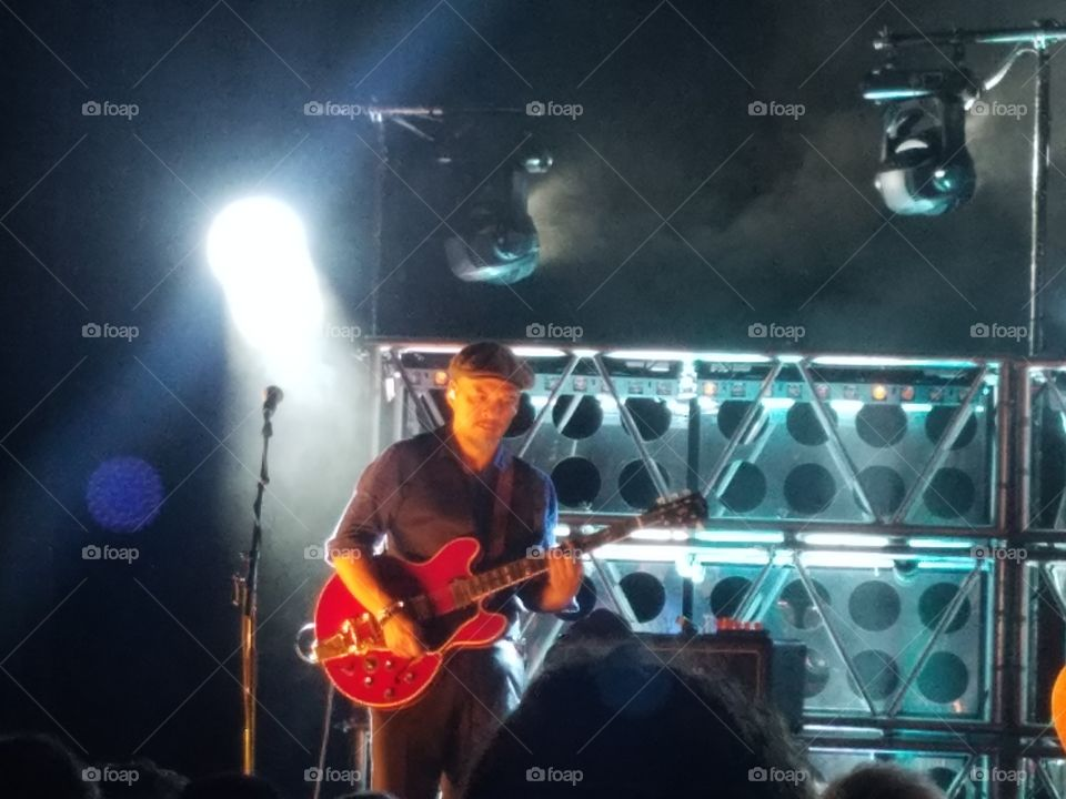 The Pixies at Arvest Bank Theatre at The Midland, Kansas City, MO, USA on October 15, 2017
