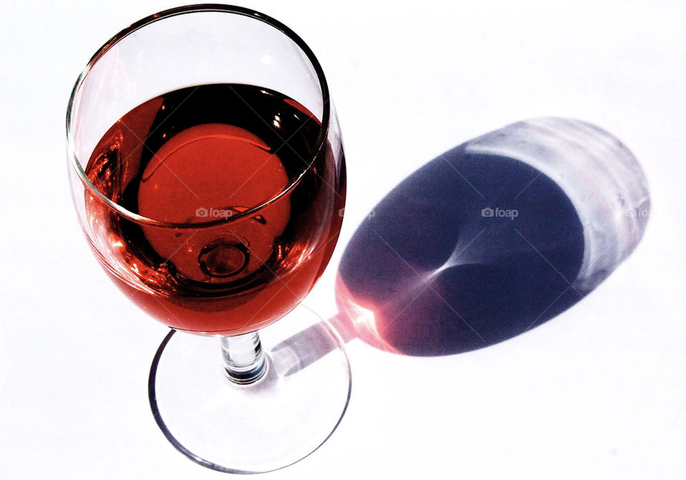 red glass relax wine by olijohnson