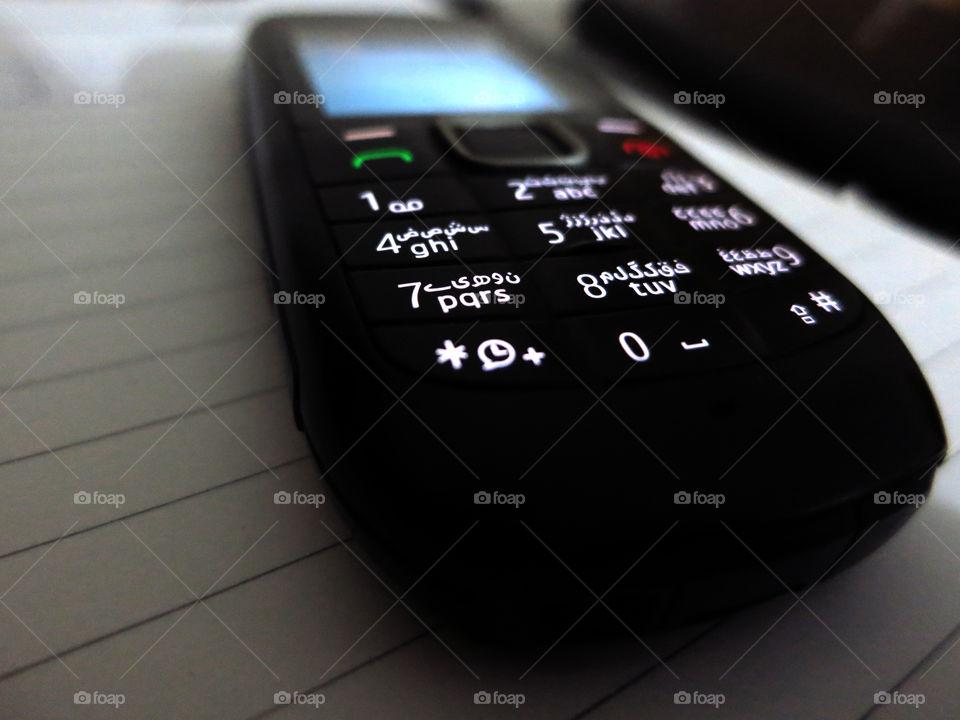 Nokia Bar Phone