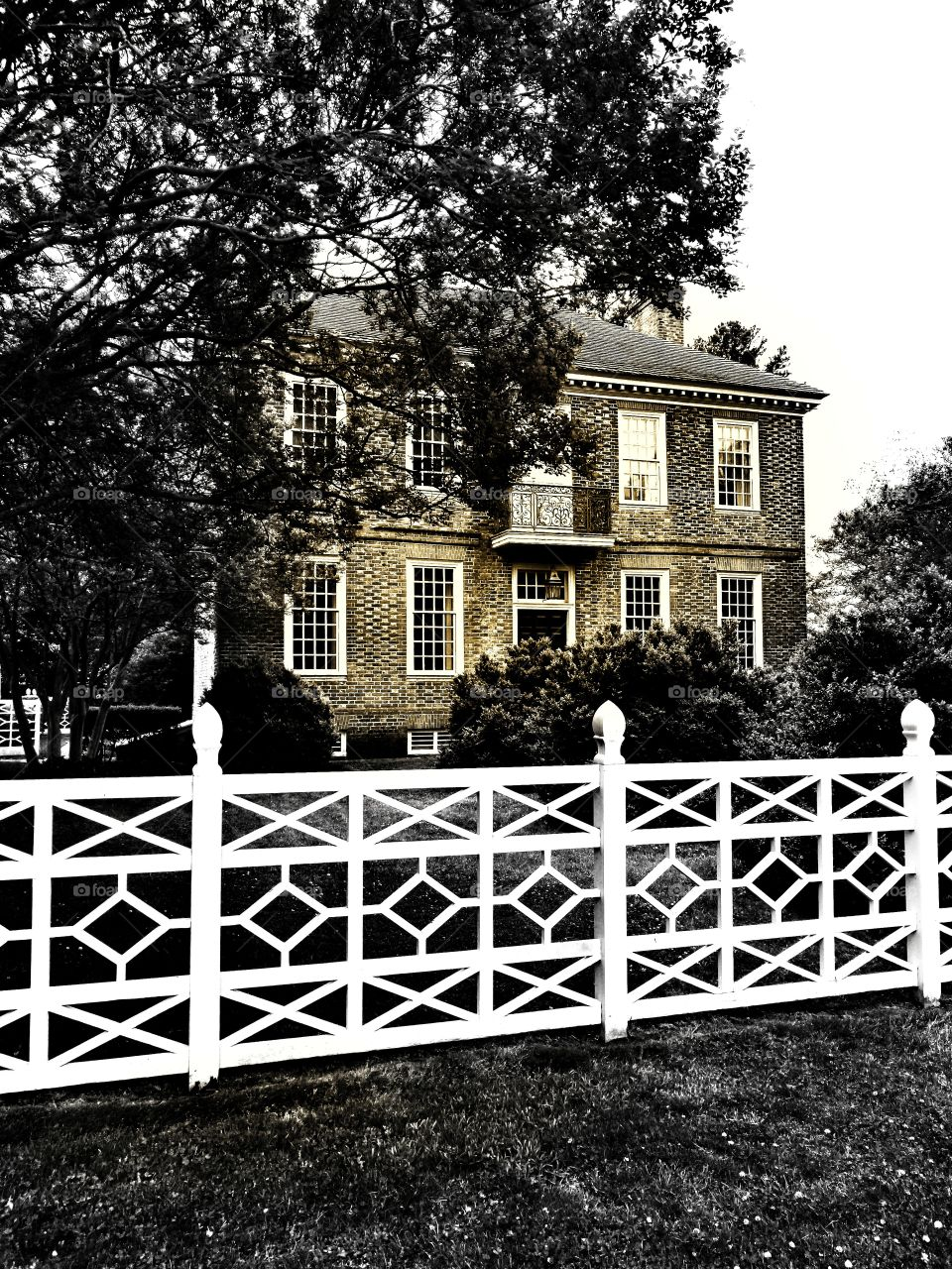 A Colonial Home