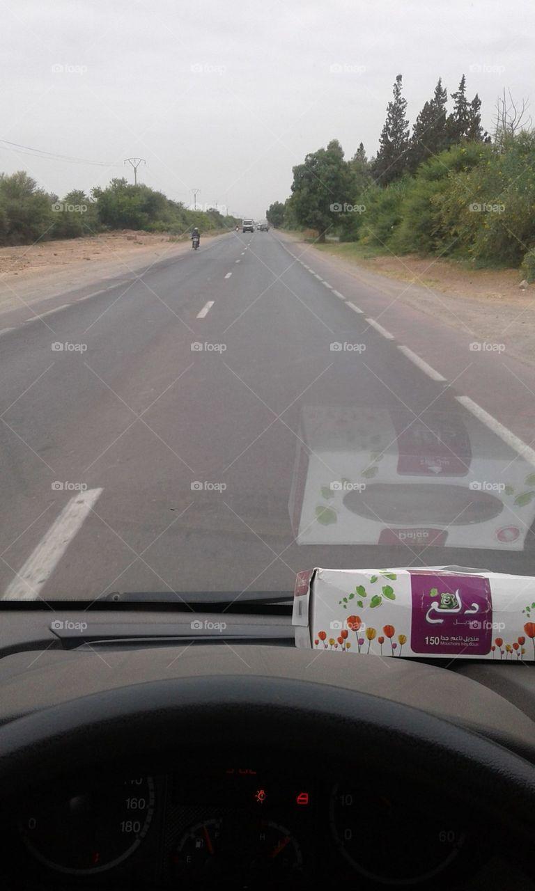 Road, Transportation System, Car, Highway, Travel