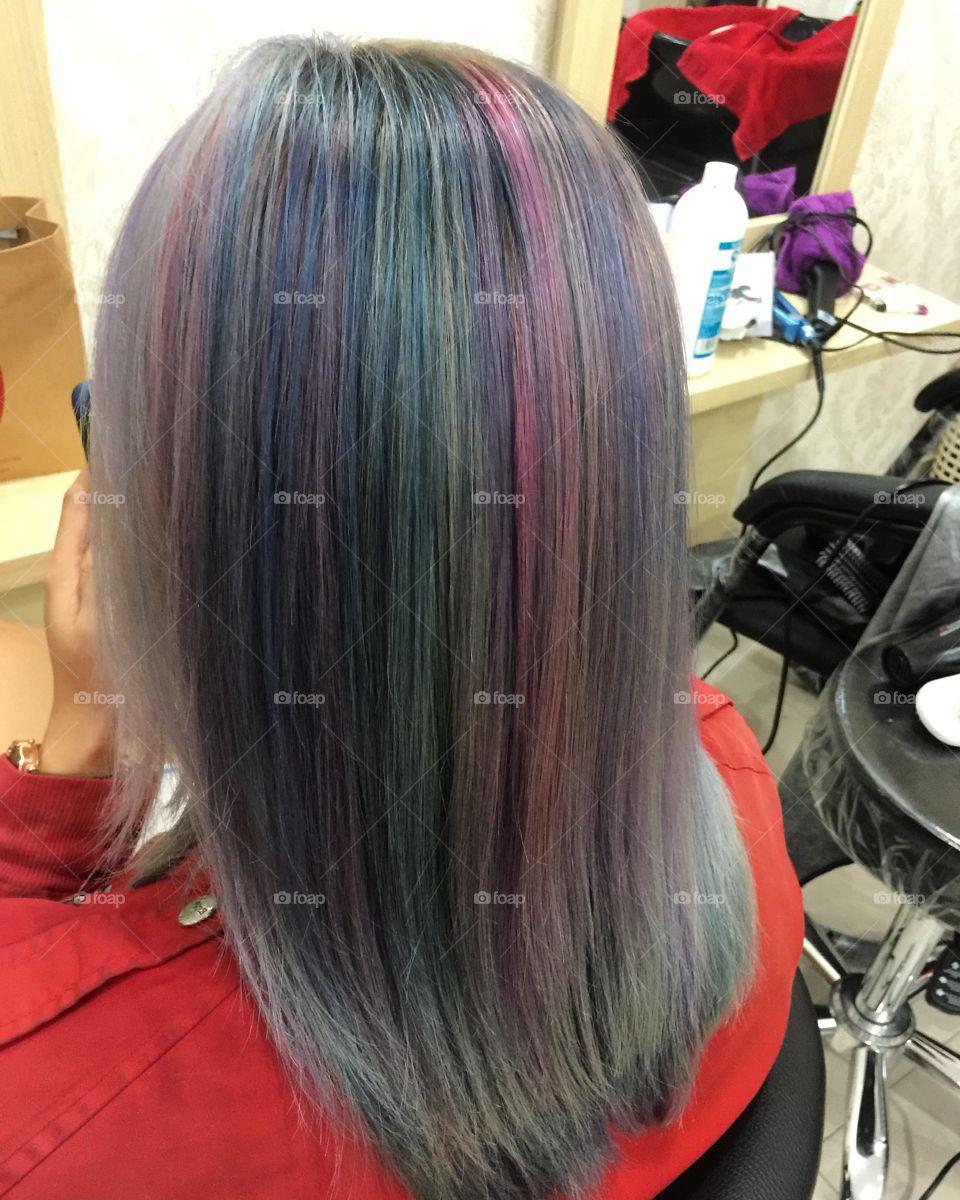 Hair n trend salon rainbow