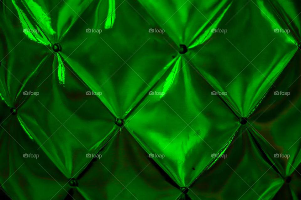 Full frame shot of green pattern