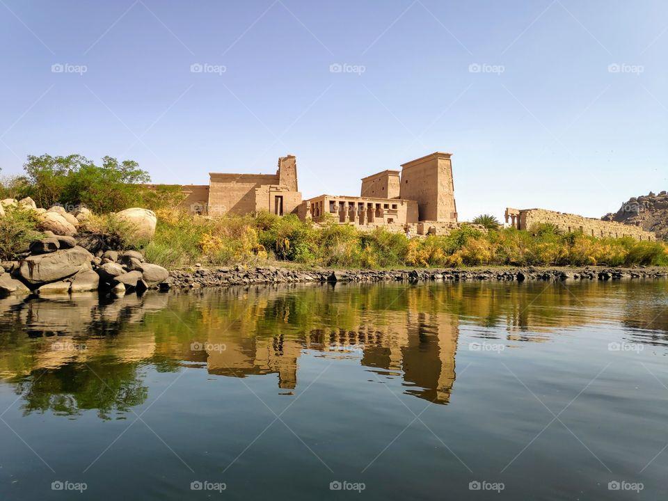 Temple of Philae - Aswan - Egypt