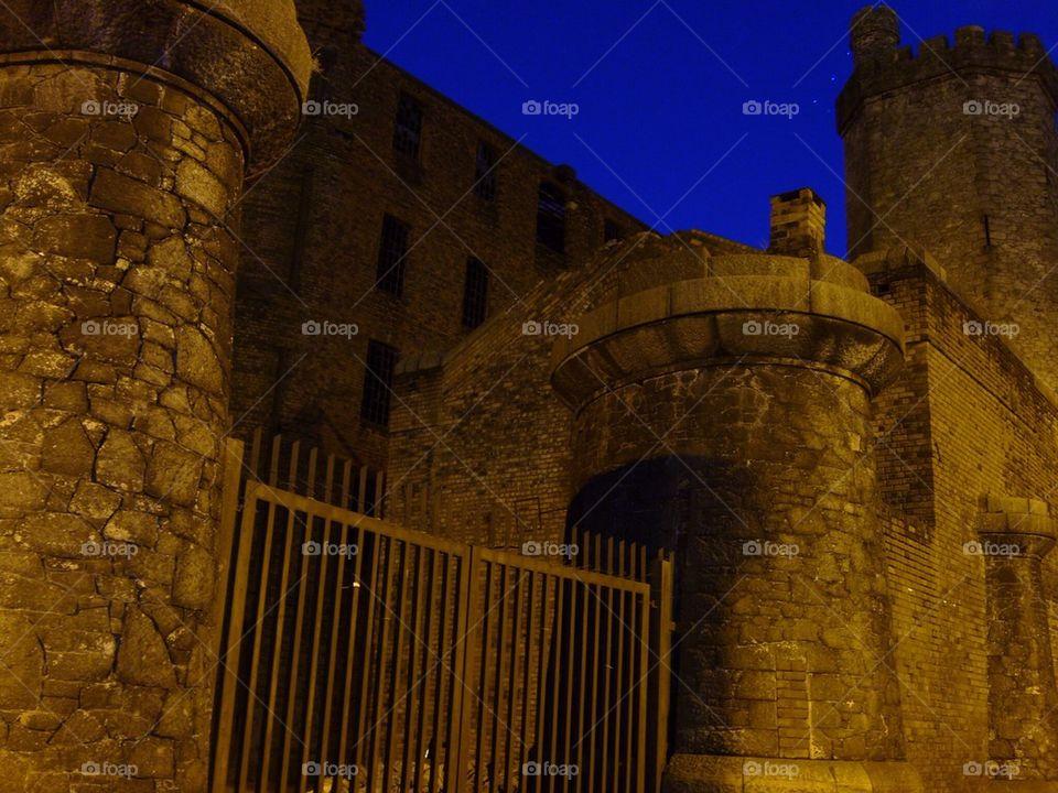 Dockland Wall