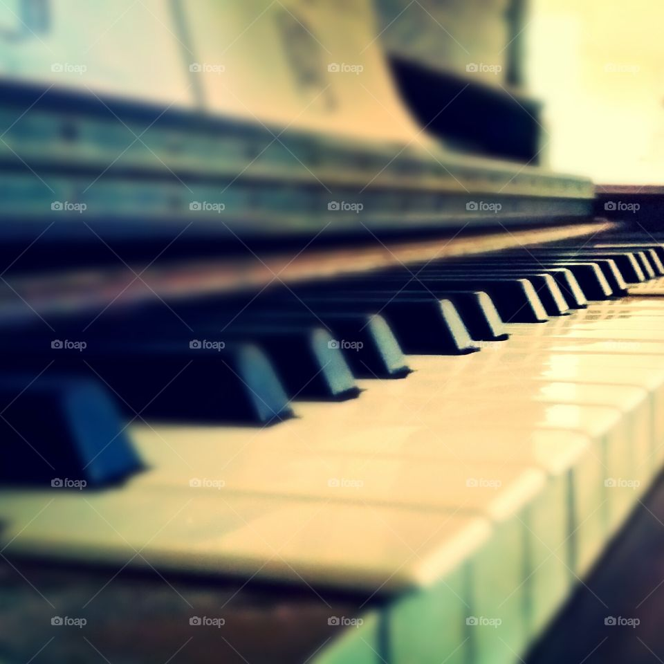 Church Piano