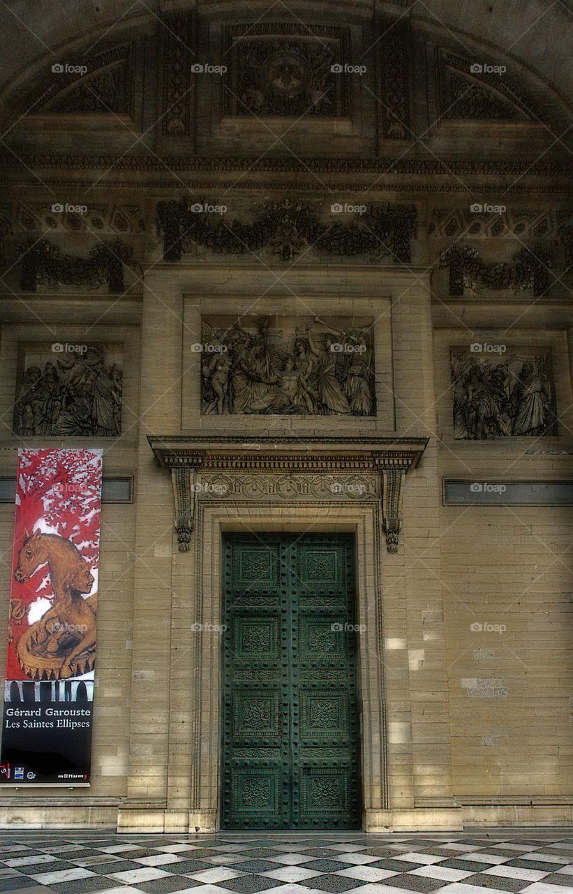 Gate of Pantheon