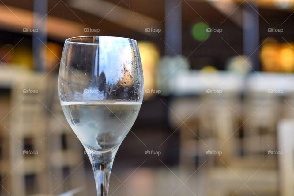 Wine flute