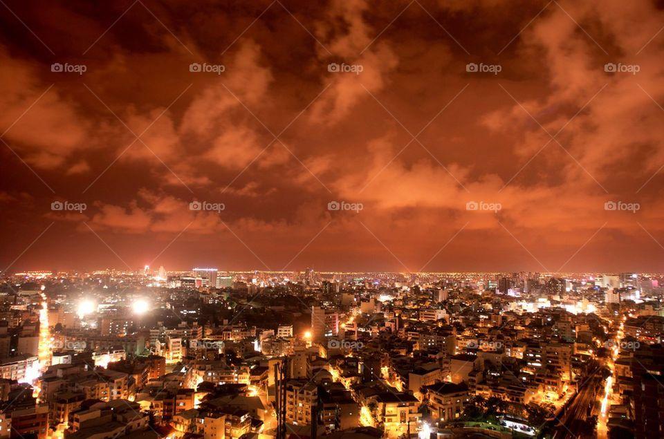 A City by Night: Tainan