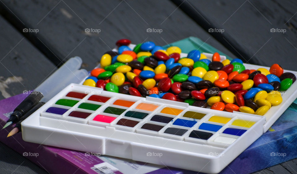 Our world is extra colorful with M&Ms!