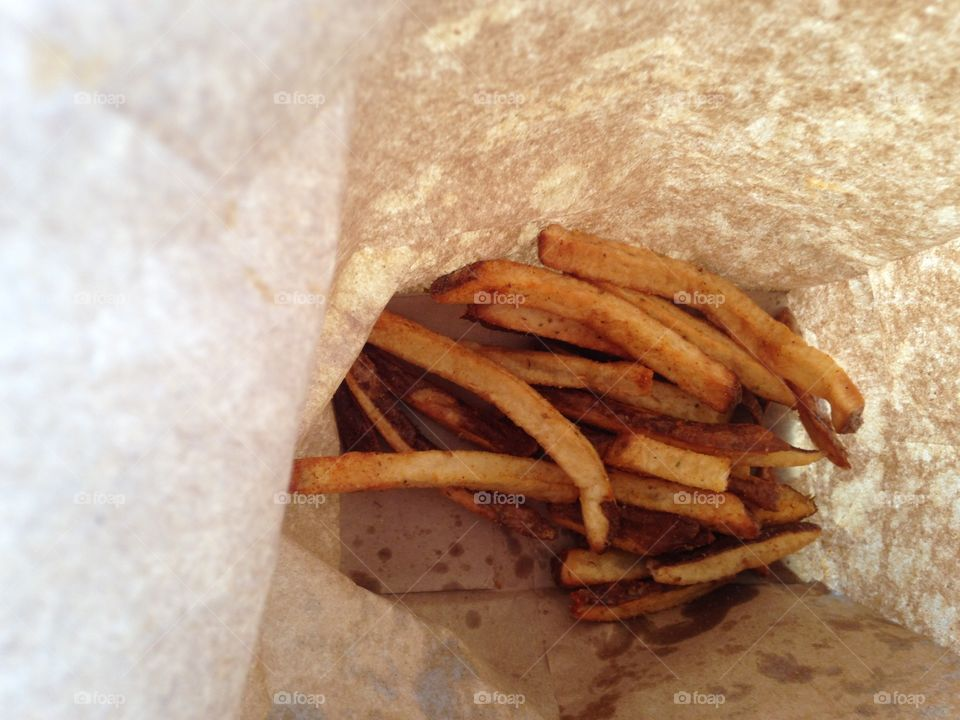 5 Guys Cajun French Fries