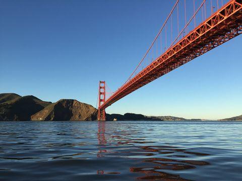Golden gate bridge, America