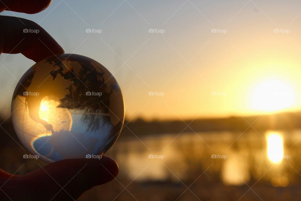 Got the whole world in my hands